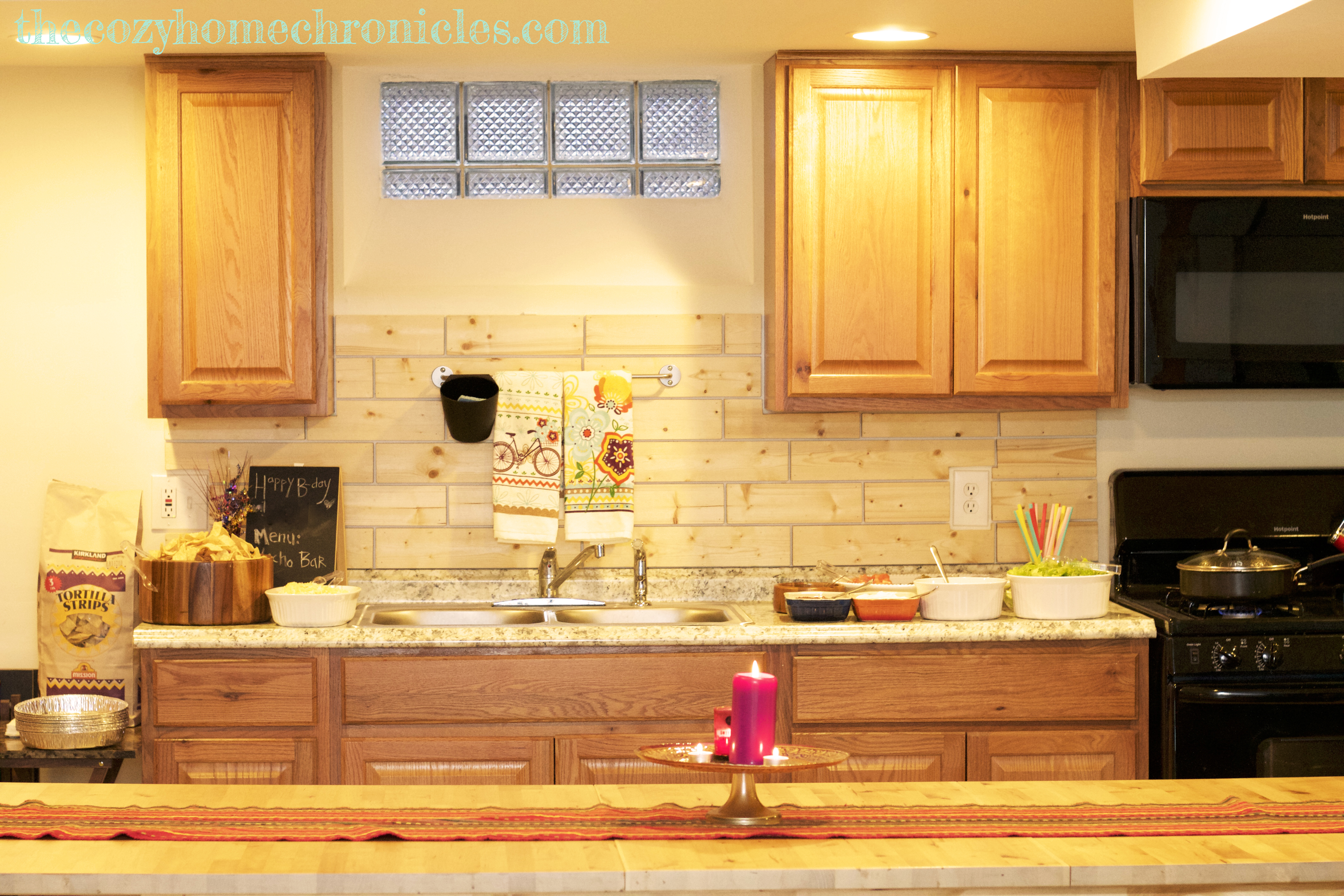 install a kitchenette in less than 4 hours the cozy home chronicles Kitchenette Units install a kitchenette in less than 4 hours