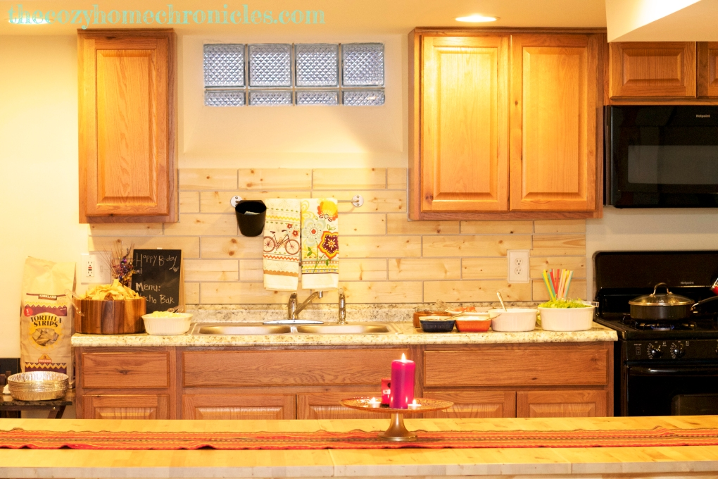 install a kitchenette in less than 4 hours