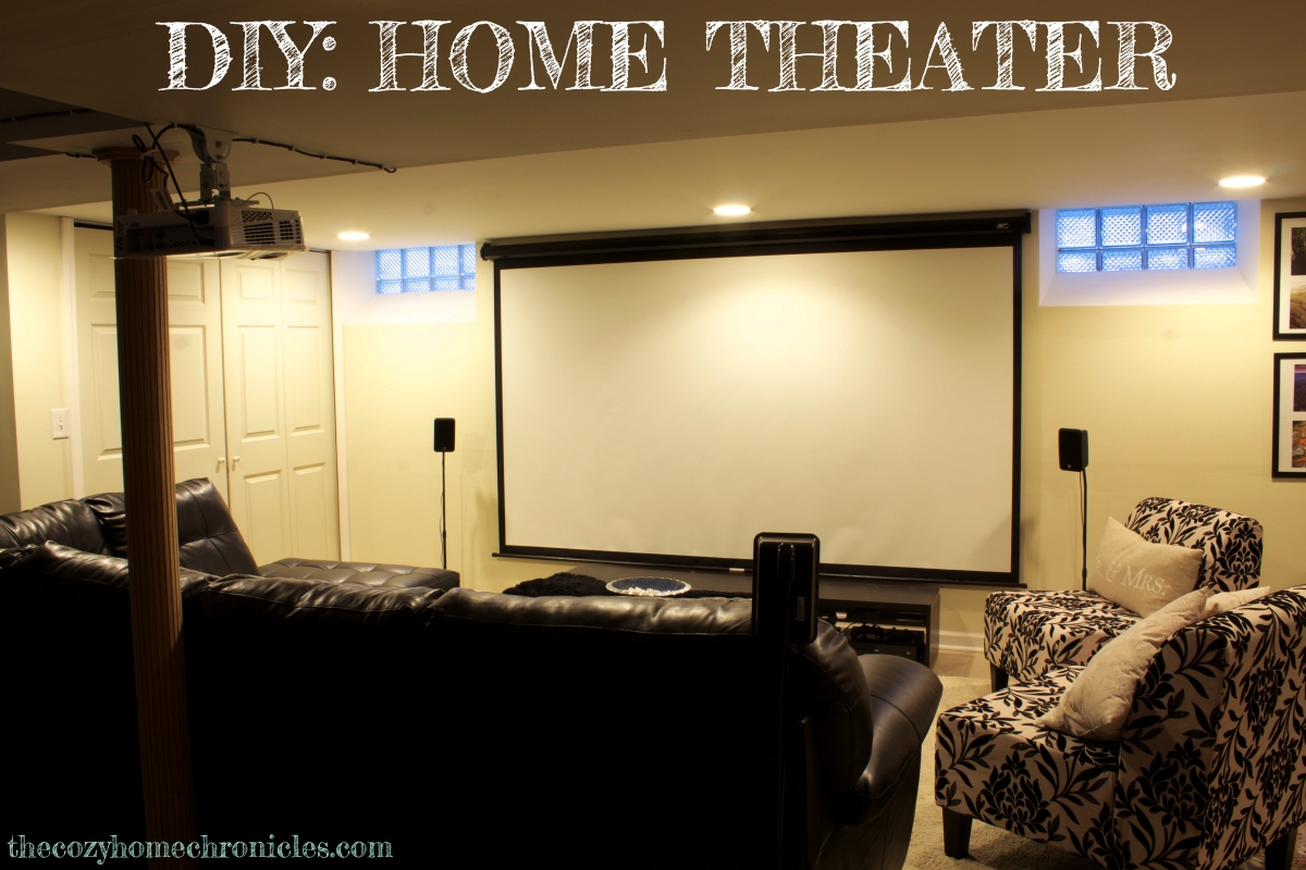 Home Theater System on a Budget