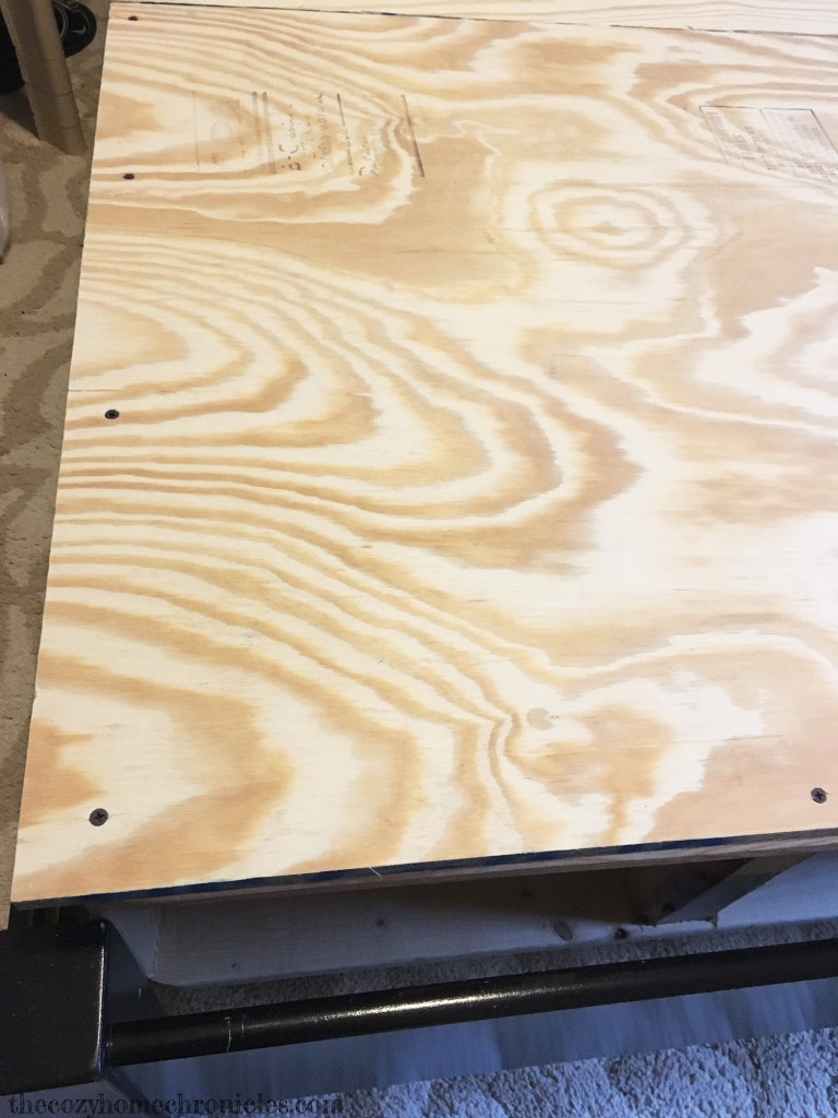 how to fix a squeaky bed box spring