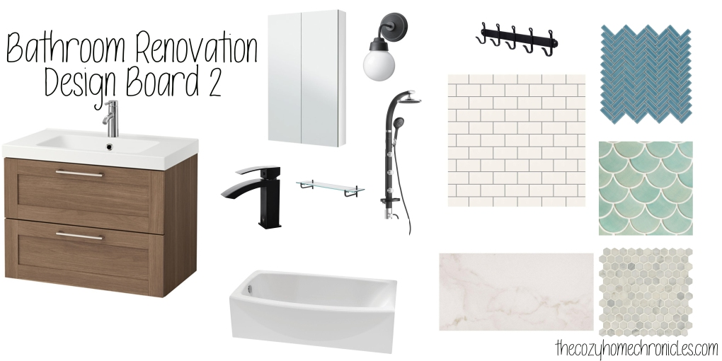 Bathroom Renovation D2