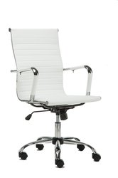 High-Back+Leather+Office+Executive+Chair