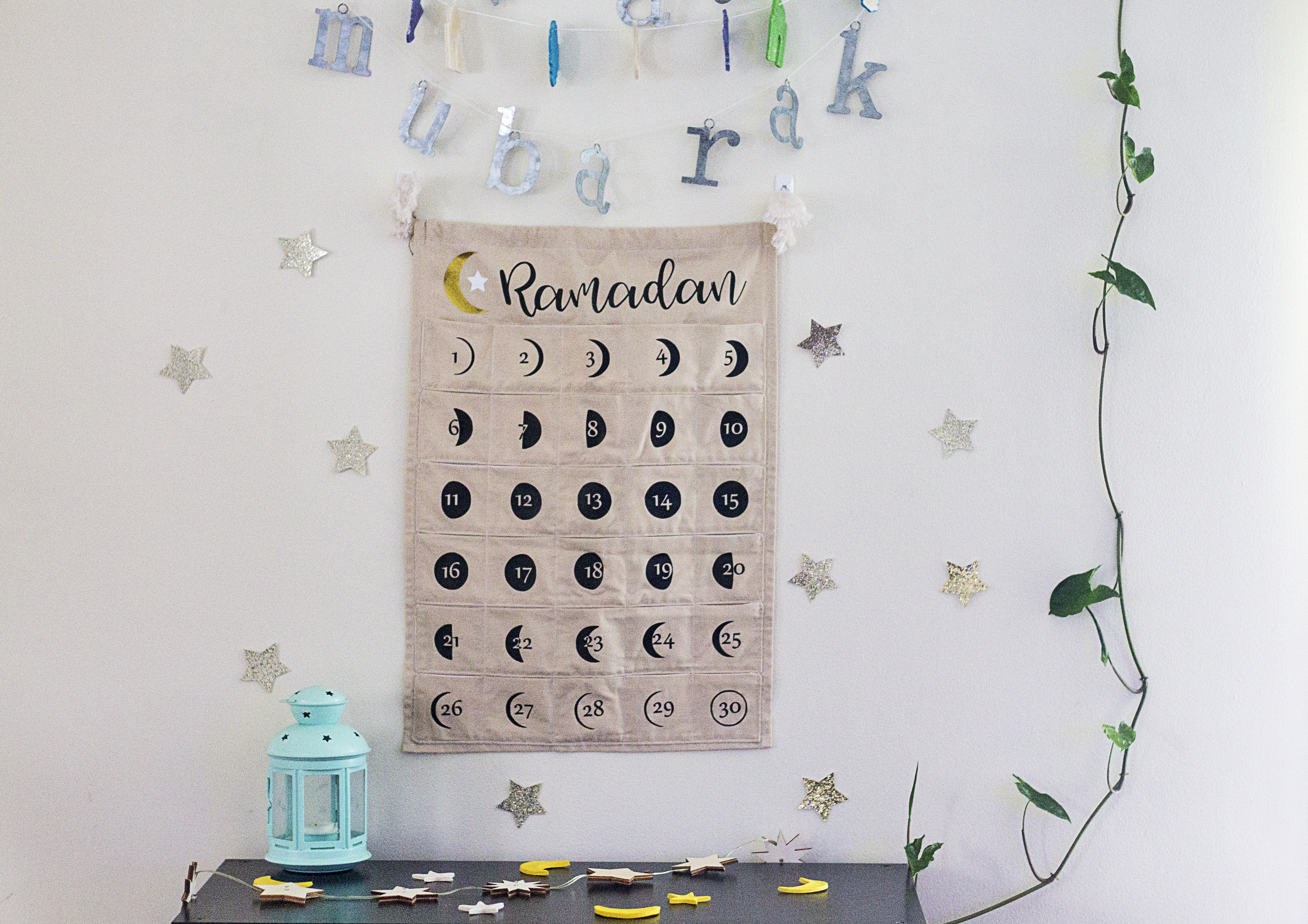 picture about Ramadan Cards Printable called 30 Very careful Ramadan Deeds: Printable Record and Calendar Playing cards